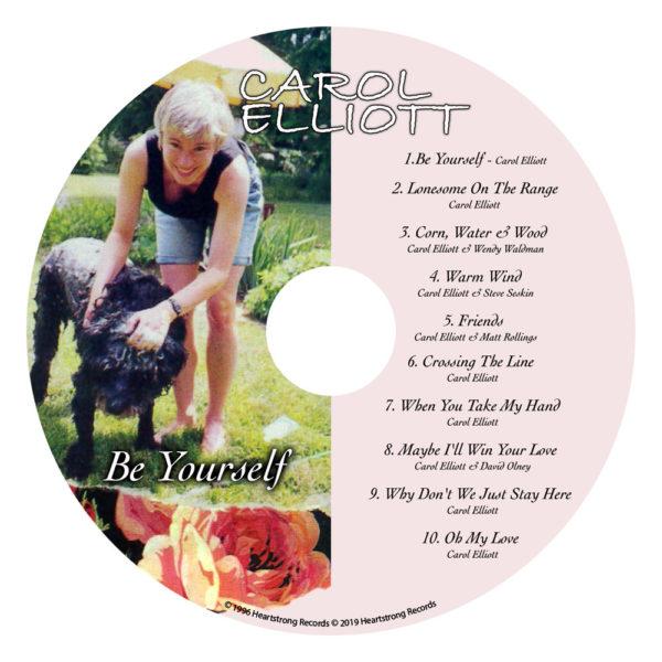 carol-elliott-be-yourself-cd