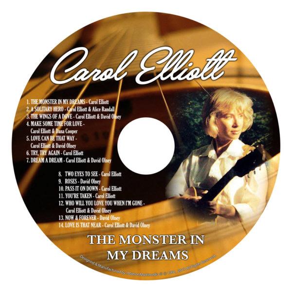 carol-elliott-the-monster-in-my-dreams-cd